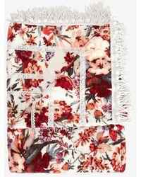 Zimmermann | Floral Pattern Towel | Lyst