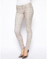 Twenty8Twelve - Ashbery Doll Print Jeans - Lyst