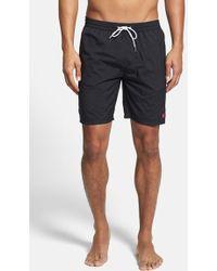 Burberry Brit Gowers Swim Shorts - Lyst