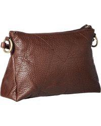 Volcom Pinky Swear Shoulder Bag - Brown