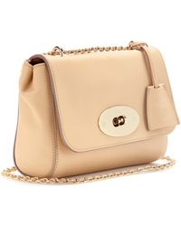 Mulberry Lily Soft Leather Shoulder Bag - Lyst