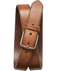 Banana Republic Distressed Leather Belt - Lyst