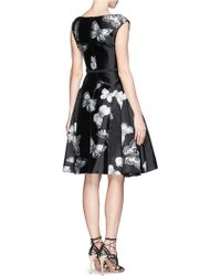 Chictopia - Butterfly Flare Dress - Lyst