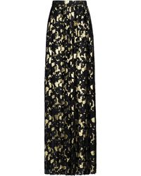 DSquared² Printed Skirt black - Lyst