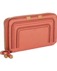 Chloé Medium Marcie Wallet - Lyst