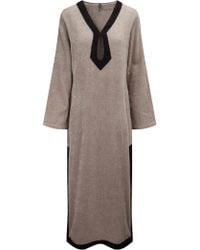 Lisa Marie Fernandez - Long Tunic Robe - Lyst
