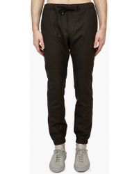 Marc Jacobs | Grey Wool Tailored Track Pants | Lyst