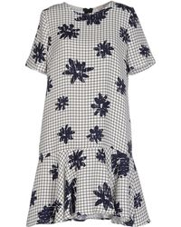 Essentiel   Short Dress   Lyst