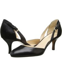 Nine West Black Enid - Lyst