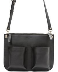Marni Bandoleer Bag Shoulder Bag - Lyst