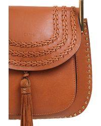 Chloé - Small Hudson Braided Leather Bag - Lyst