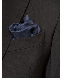 Lanvin Silk Pocket Square - Lyst