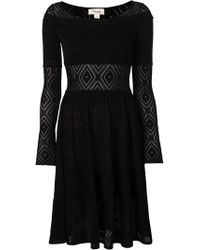 Temperley London Crocheted Dress - Lyst