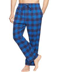 Pink Pony - Polo Flannel Pajama Pants - Lyst