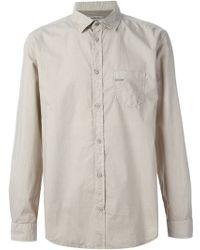 Diesel Pocket Shirt - Lyst
