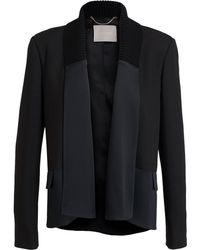 Jason Wu Draped Cardigan Jacket - Lyst