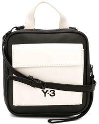 Y-3 - Top-Handle Shoulder Bag - Lyst