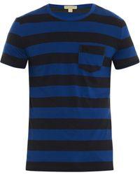 Burberry Brit - Blakeley Striped T-Shirt - Lyst