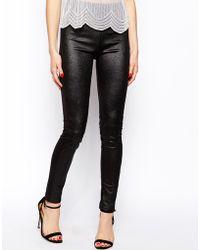 Tfnc Pom Straight Leg Trousers - Lyst