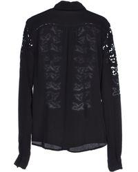 Antik Batik Shirt black - Lyst