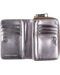 Versace Jeans | silver Wallet | Lyst