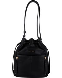 Cole Haan Black Felicity Drawstring - Lyst