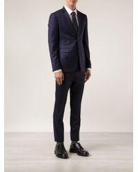 Paul Smith Slim Suit - Lyst