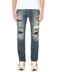 Levi's 501 Regular-fit Straight Jeans - Lyst