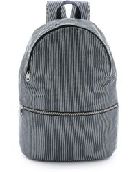 A.P.C. Basic Backpack - Dark Navy - Lyst