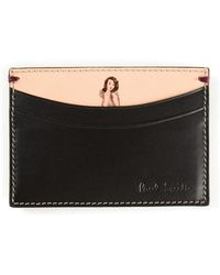 Paul Smith Pinup Print Cardholder - Lyst