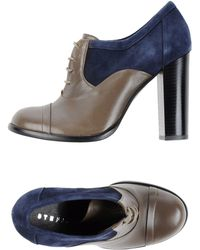 Stefanel - Lace-up Shoes - Lyst