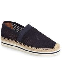 f3143c081c6 Casuarina Canvas Espadrilles - Blue ... Info Expertly crafted from canvas,  these Casuarina espadrilles from Joy & Mario are an effortless way to add  ...