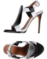 Givenchy Sandals - Lyst
