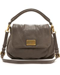Marc By Marc Jacobs Classic Q Lil Ukita Bag - Faded Aluminum - Lyst