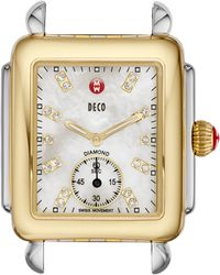 Michele - 16Mm Deco Two-Tone - Lyst