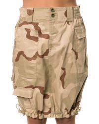 Rothco The Womens Knee Length Skirt - Lyst