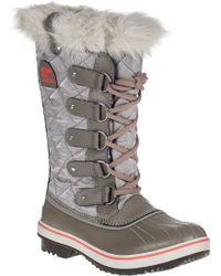Sorel Tofino Snow Boot Kettle Canvas gray - Lyst