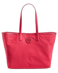 Tory Burch 'Marion' Tote - Lyst
