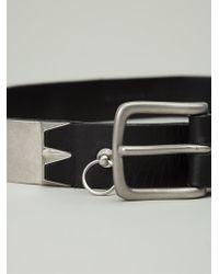 Faith Connexion - Metal Detail Belt - Lyst
