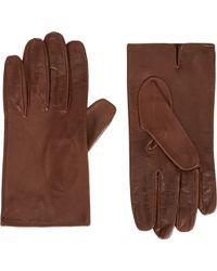 Prada | Nappa Lambskin Gloves | Lyst