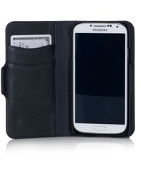 Polo Ralph Lauren | Pebbled Leather Samsung Case | Lyst