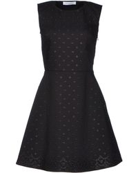 Viktor & Rolf Black Short Dress - Lyst