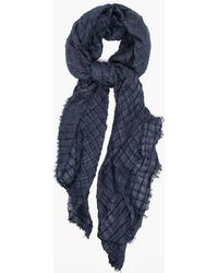Need Supply Co. Discovery Scarf blue - Lyst