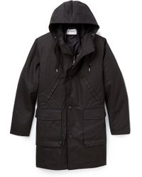 Our Legacy Canvas Shield Jacket - Lyst