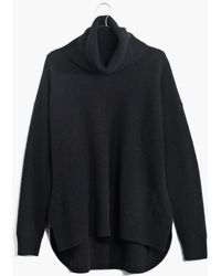 Madewell The Always Turtleneck Sweater - Lyst