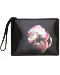 Christopher Kane Lenticular Blooming Lily Clutch - Lyst