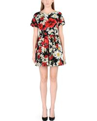Dolce & Gabbana | Short Dress | Lyst