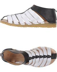 Punto Pigro - Sandals - Lyst