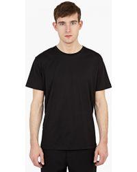 Raf Simons | Robot Hand Print T-shirt | Lyst