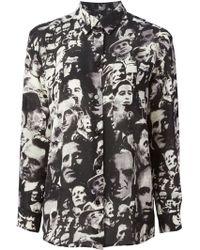 Jean Paul Gaultier 'L'Europe De L'Avenir' Shirt - Lyst